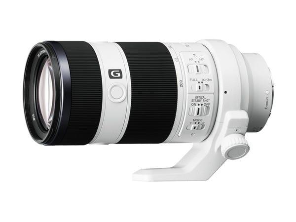 SONY FE 70-200mm F4 G OSS SEL70200G 望遠ズームレンズ
