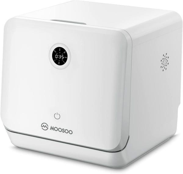 MOOSOO モーソー 食器洗い乾燥機 MX60 自動給水食洗機