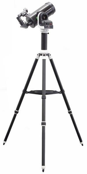 スカイウォッチャー 天体望遠鏡  AZ-GTe MC102D スマホホルダー付き