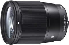 SIGMA 16mm F1.4 DC DN 単焦点レンズ (SONY Eマウント) 402655