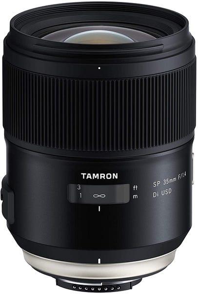 TAMRON SP 35mm F/1.4 Di USD 単焦点レンズ (CANON EFマウント用)