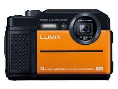 Panasonic 防水カメラ LUMIX DC-FT7