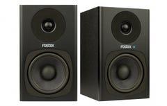 FOSTEX アクティブスピーカー PM0.4c ブラック ペア