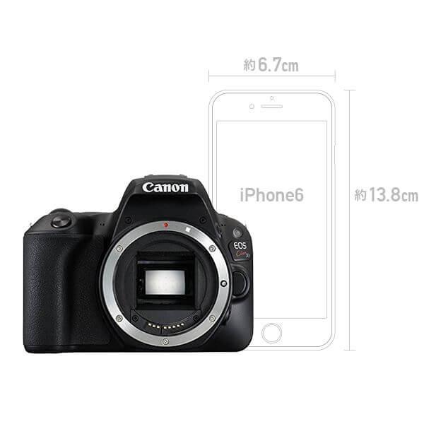 CANON EOS Kiss X9とシグマ便利ズームレンズ(18-300mm)のセット 一眼レフ
