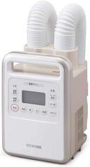 アイリスオーヤマ ふとん乾燥機カラリエ ハイパワーツインノズル ゴールド KFK-401