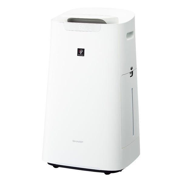 [新品] SHARP 加湿空気清浄機 プラズマクラスター ホワイト KI-NS70-W