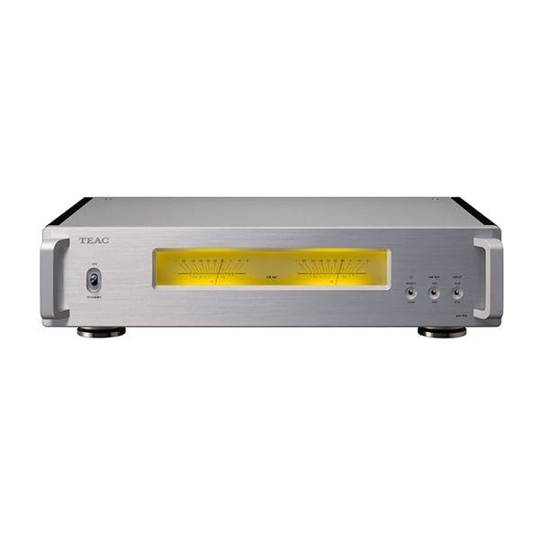 TEAC ステレオパワーアンプ シルバーAP-701-S
