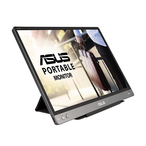 ASUS ポータブルUSB液晶ディスプレイMB14AC