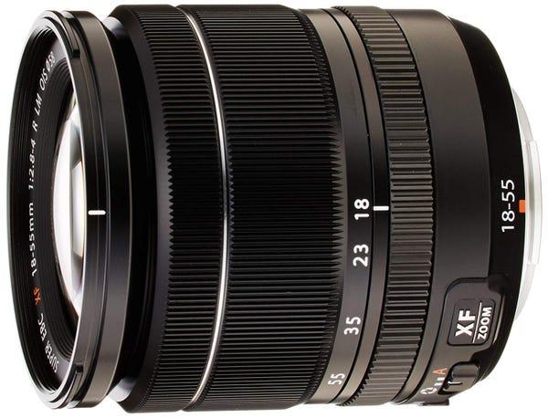 FUJIFILM X-T100 18-55mm F2.8-4 R LM OIS レンズセット ミラーレス一眼[Rentioおすすめセット]