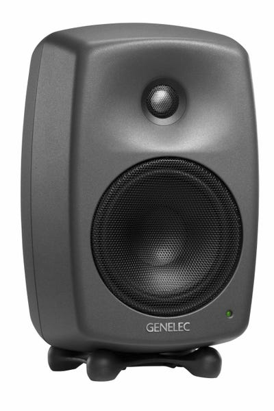 GENELEC 8330AP SAM™ スタジオ・モニター 2個セット ダーク・グレー