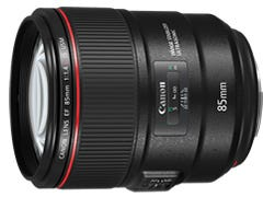 CANON EF 85mm F1.4L IS USM  単焦点レンズ