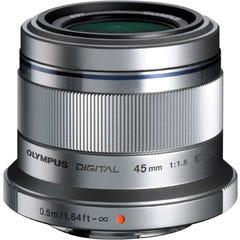 OLYMPUS M.ZUIKO DIGITAL 45mm F1.8 単焦点レンズ