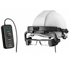 EPSON MOVERIO Pro スマートヘッドセット BT-2200