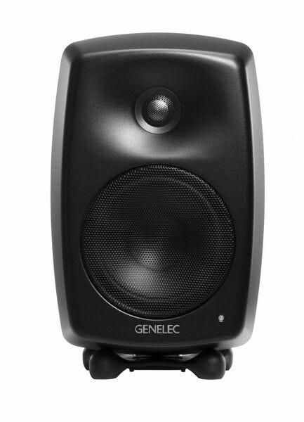 [新品] GENELEC G Three アクティブ・スピーカー 2個セット ブラック