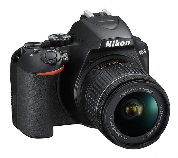 NIKON D3500 18-55 VR レンズキット 一眼レフ