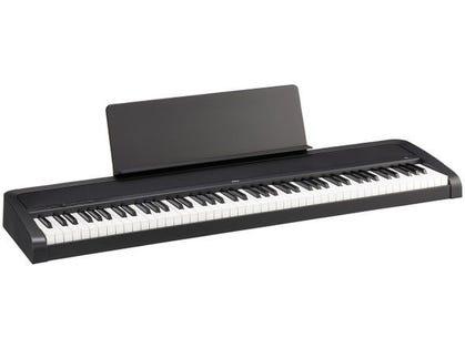[新品] KORG B2 ブラック 電子ピアノ 初月無料キャンペーン