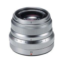 FUJIFILM FUJINON XF 35mm F2 R WR 単焦点レンズ
