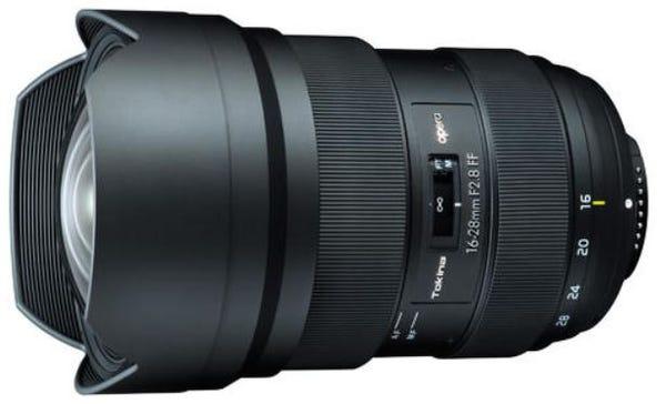 Tokina opera 16-28mm F2.8 FF 広角ズームレンズ (Nikon Fマウント)
