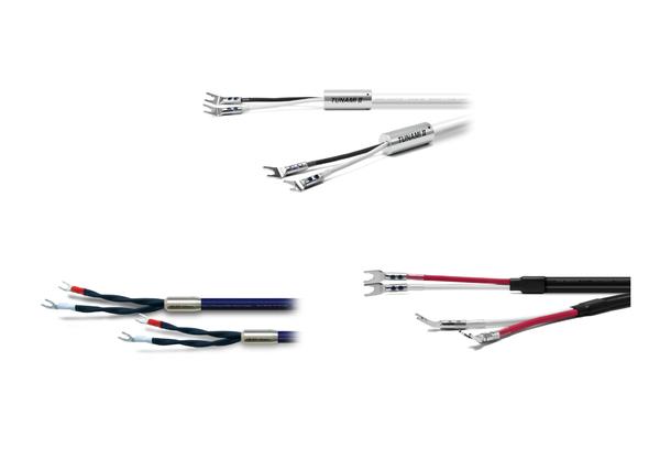オヤイデ電気 スピーカーケーブル比較セット(Yラグ)「TUNAMI II SP-Y V2」+「OR-800 A」+「ACROSS 3000 Y」