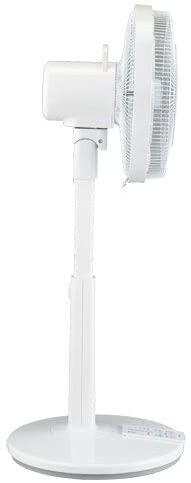 [新品]ツインバード 扇風機 DCモーター搭載扇 コアンダエア EF-E949W