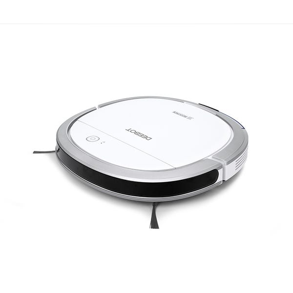 ECOVACS DEEBOT OZMO Slim15 薄型設計(5.7cm)の水拭きもできる家庭用ロボット掃除機