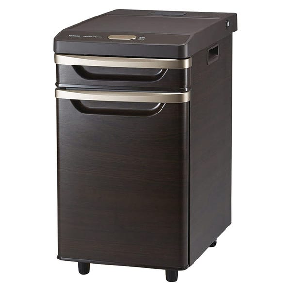 [新品]ツインバード ベッドサイド冷蔵庫 HR-D282BR
