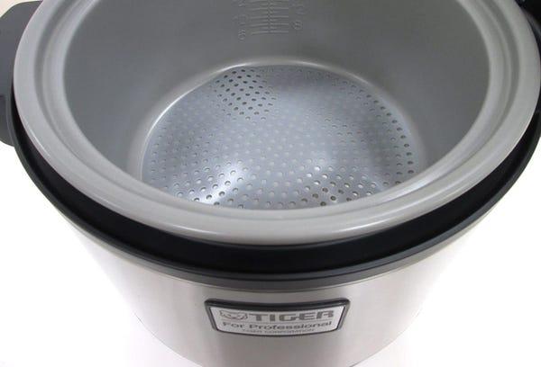 タイガー 業務用炊飯ジャー 二升 ステンレス JNO-A360 (6合〜2升)