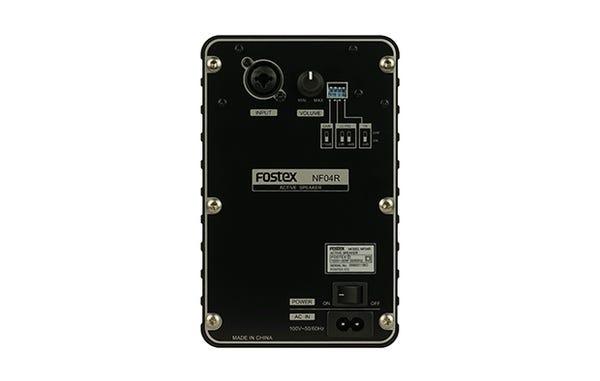FOSTEX アクティブスピーカー NF04R ペア