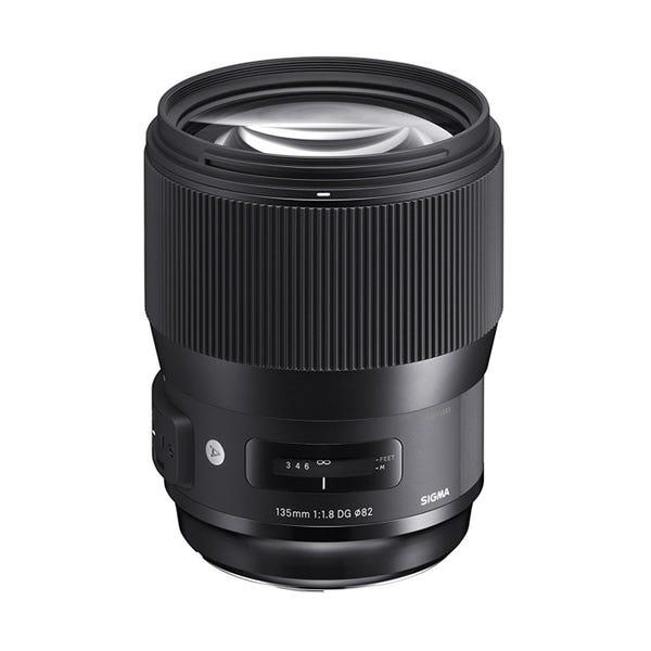 SIGMA 135mm F1.8 DG HSM Art 単焦点レンズ (CANON EFマウント) 240547