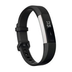 Fitbit フィットネスリストバンド AltaHR Large Black