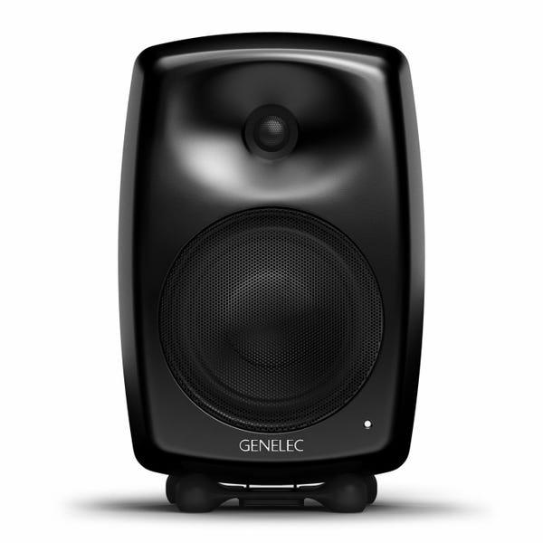 [新品] GENELEC G Four アクティブ・スピーカー 2個セット ブラック
