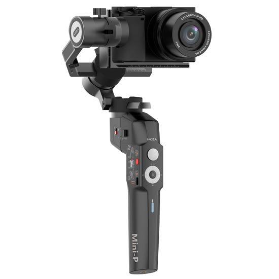 MOZA カメラ・スマートフォン用ジンバル MOZA MINI-P