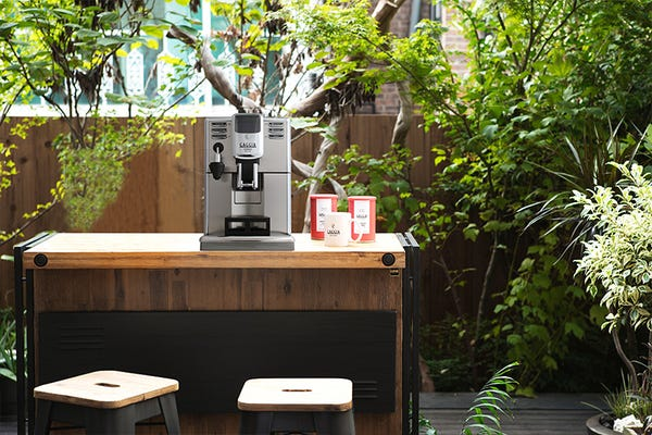 GAGGIA ガジア 全自動コーヒーマシン Anima DX アニマ デラックスカプチーノ DXSUP-043P