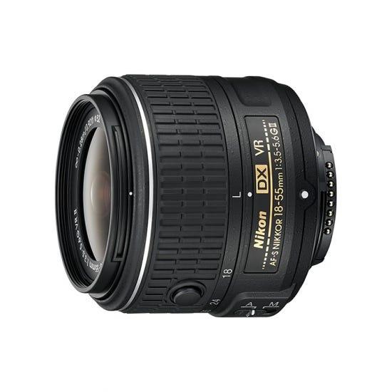 NIKON AF-S DX NIKKOR 18-55mm f/3.5-5.6G VR II 標準ズームレンズ