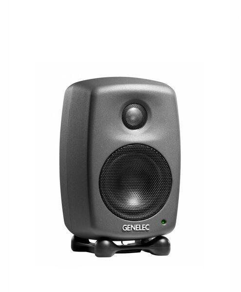 [新品] GENELEC 8010AP スタジオ・モニター 2個セット ダーク・グレー