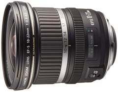 CANON  EF-S10-22mm F3.5-4.5 USM 広角レンズ