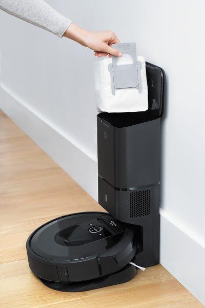 ロボット掃除機 ルンバ i7+ アイロボット公式 [ロボットスマートプラン+] おためし2週間コース