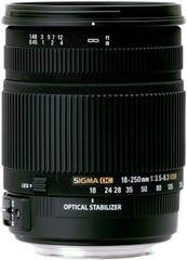 SIGMA 18-250mm F3.5-6.3 DC MACRO OS HSM 高倍率ズームレンズ (NIKON Fマウント) 883553