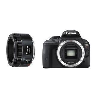 CANON EOS Kiss X7 単焦点(50mm)レンズセット 一眼レフ