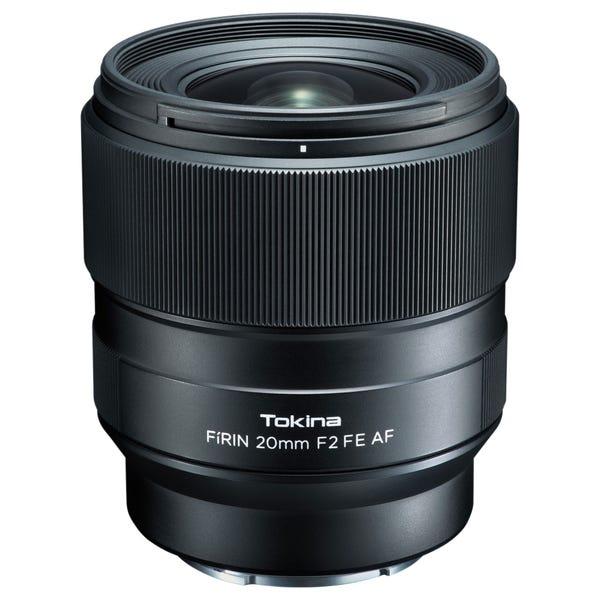Tokina FíRIN 20mm F2 FE AF (SONY Eマウント)