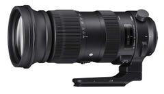SIGMA 60-600mm F4.5-6.3 DG OS HSM Sports 望遠ズームレンズ (CANON EFマウント) 730543