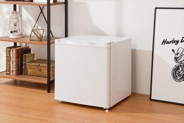[フローズンエコノミーラボ 会員様限定特典] simplus シンプラス 冷凍庫32L 1ドア 小型 SP-32LF1 ホワイト