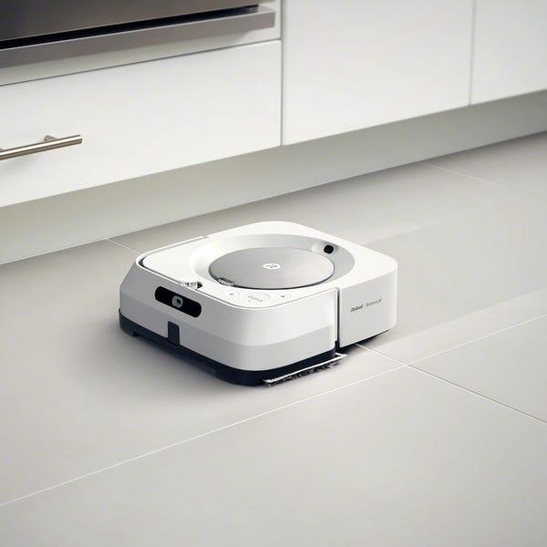 床拭きロボット ブラーバジェット m6 アイロボット公式 [ロボットスマートプラン+] おためし2週間コース