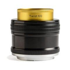 Lensbaby Twist ツイスト 60mm F2.5 (Nikon Fマウント)