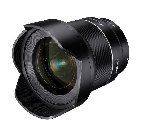 SAMYANG AF 14mm F2.8 単焦点レンズ (SONY Eマウント)