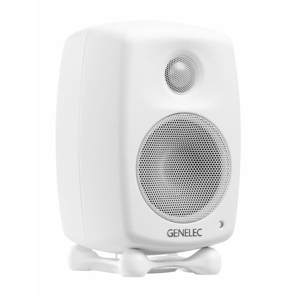 GENELEC G One アクティブ・スピーカー 2個セット ホワイト