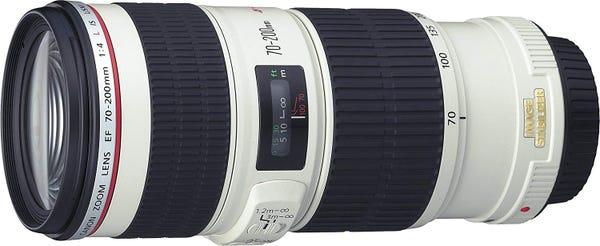 CANON EF70-200mm F4L IS II USM 望遠ズームレンズ