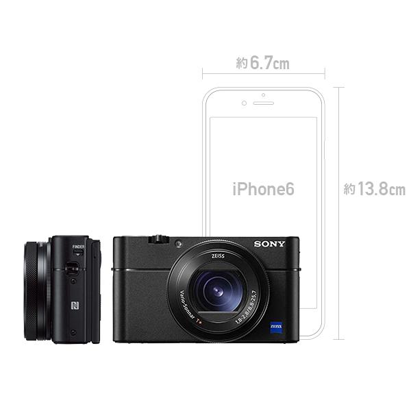 SONY Cybershot DSC-RX100M5 コンパクトカメラ