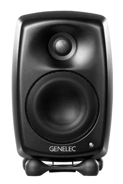 GENELEC G Two アクティブ・スピーカー 2個セット ブラック