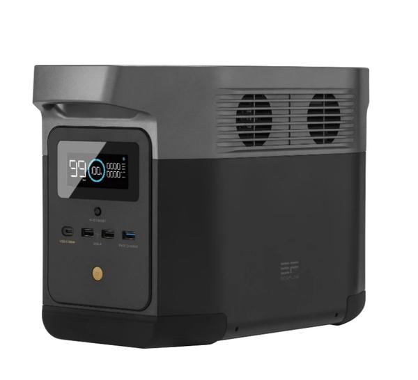 EcoFlow DELTA mini エコフロー ポータブル電源